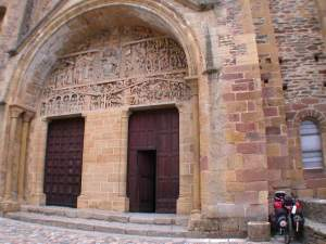 Abbey of St Foy in Conques