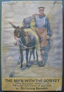 The Man With The Donkey