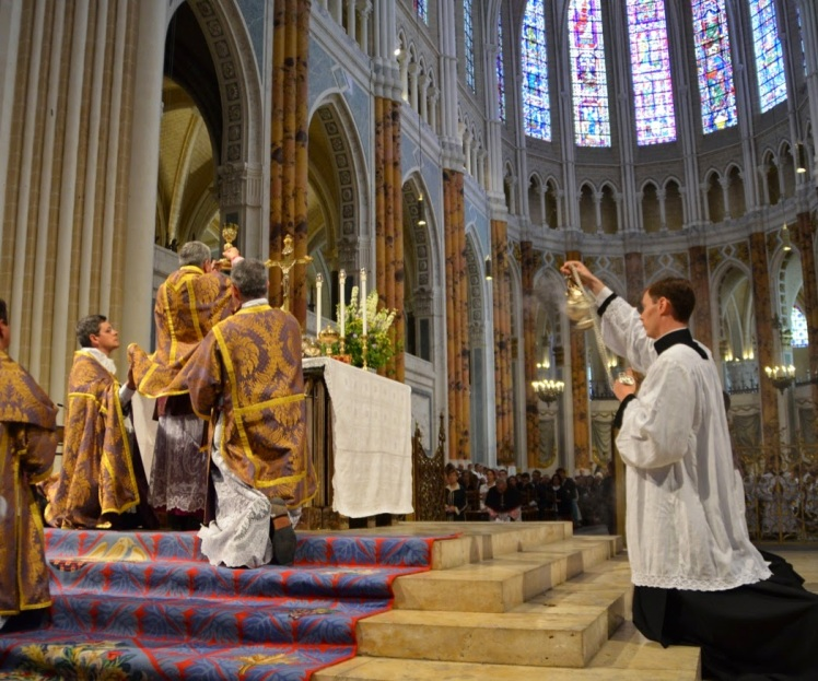 Chartres Mass