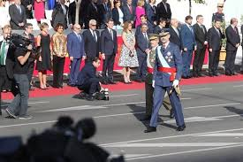 Felipe VI on 12Oct2017